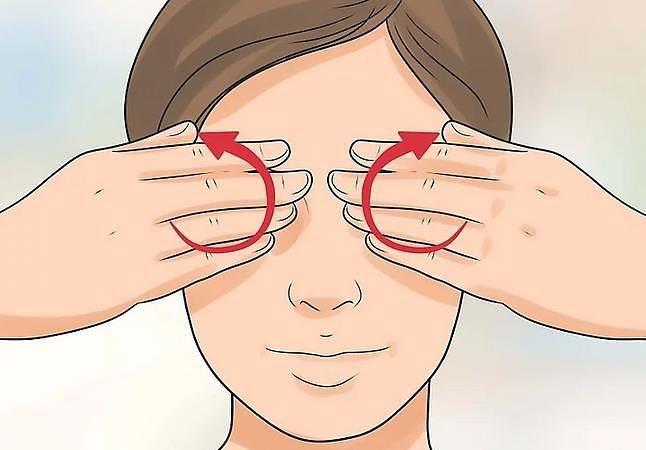 Tuyệt chiêu hồi phục sức khỏe cho mắt sau kỳ thi căng thẳng - Ảnh 4.