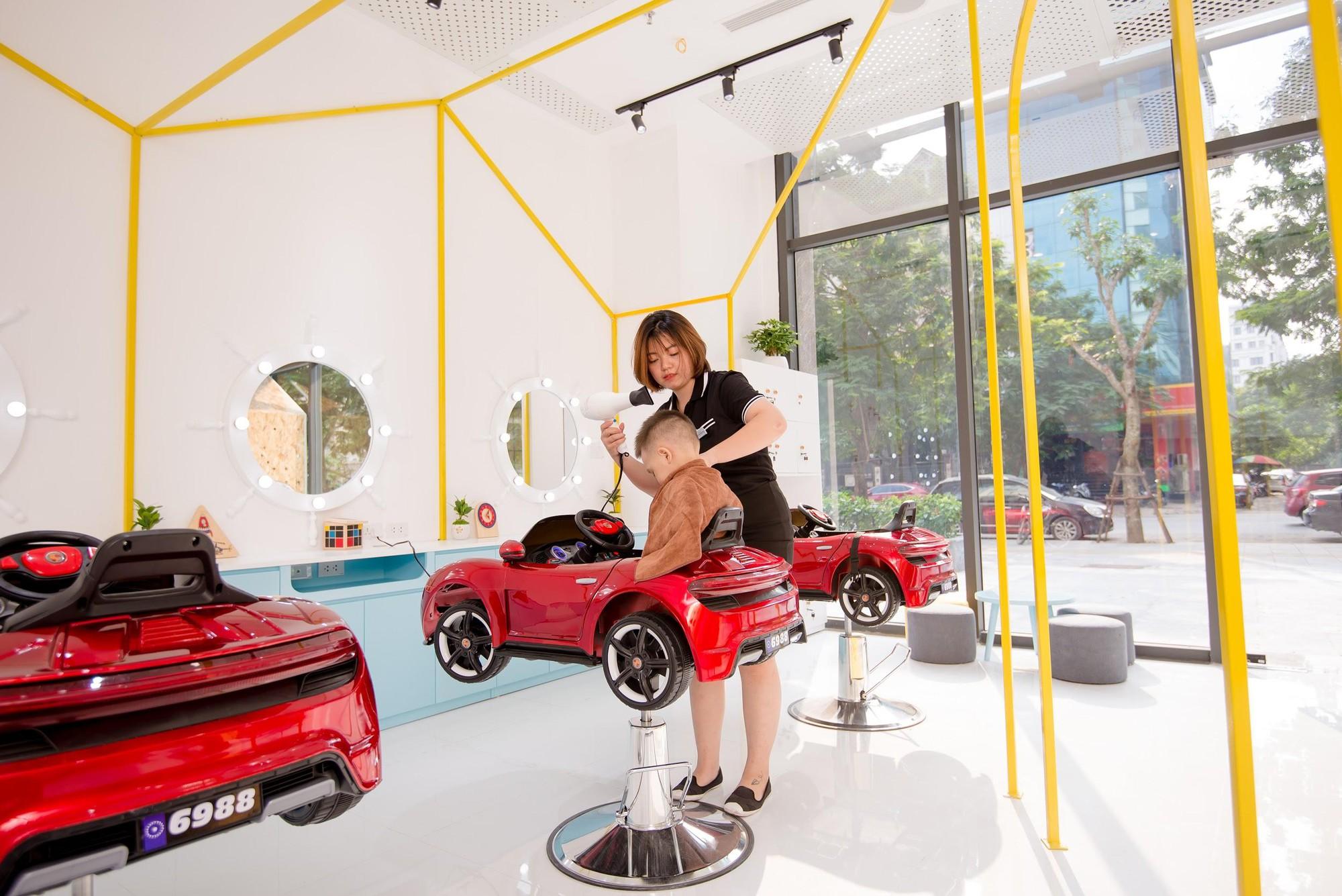 Zusso Hair Salon hút giới trẻ sành điệu Hà thành - Ảnh 10.
