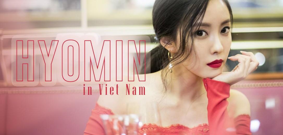Hyomin công bố Fanship, tặng quà đặc biệt cho fan Việt - Ảnh 2.