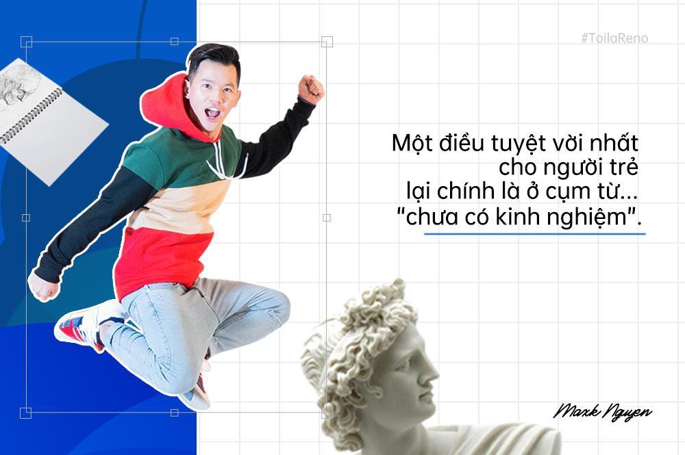 Maxk Nguyễn - Nhà thiết kế trẻ dám nghĩ, dám sáng tạo và không ngại vượt ra khuôn khổ - Ảnh 2.