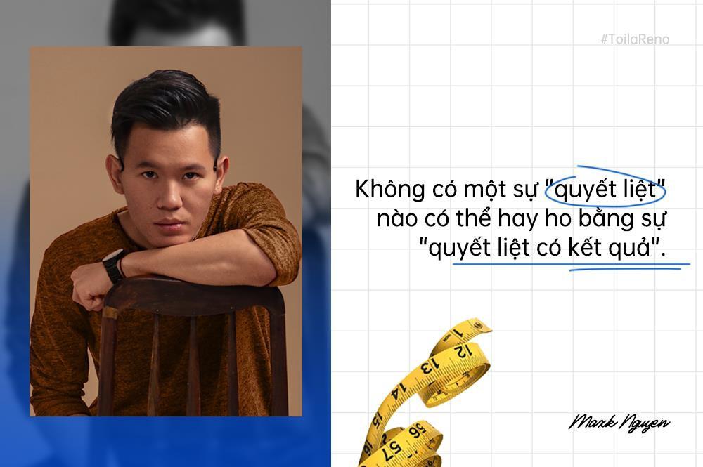 Maxk Nguyễn - Nhà thiết kế trẻ dám nghĩ, dám sáng tạo và không ngại vượt ra khuôn khổ - Ảnh 4.