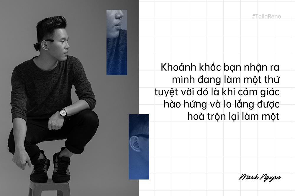 Maxk Nguyễn - Nhà thiết kế trẻ dám nghĩ, dám sáng tạo và không ngại vượt ra khuôn khổ - Ảnh 5.