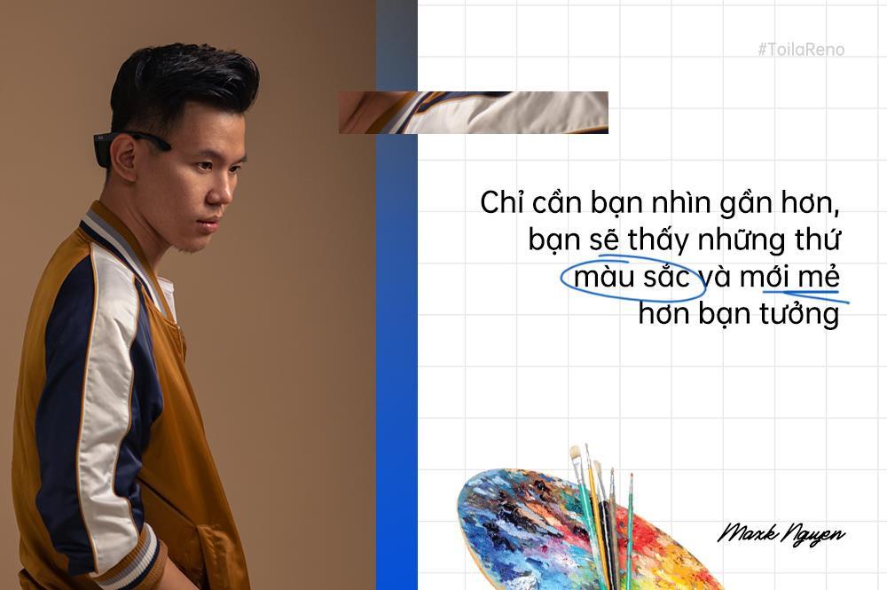 Maxk Nguyễn - Nhà thiết kế trẻ dám nghĩ, dám sáng tạo và không ngại vượt ra khuôn khổ - Ảnh 6.