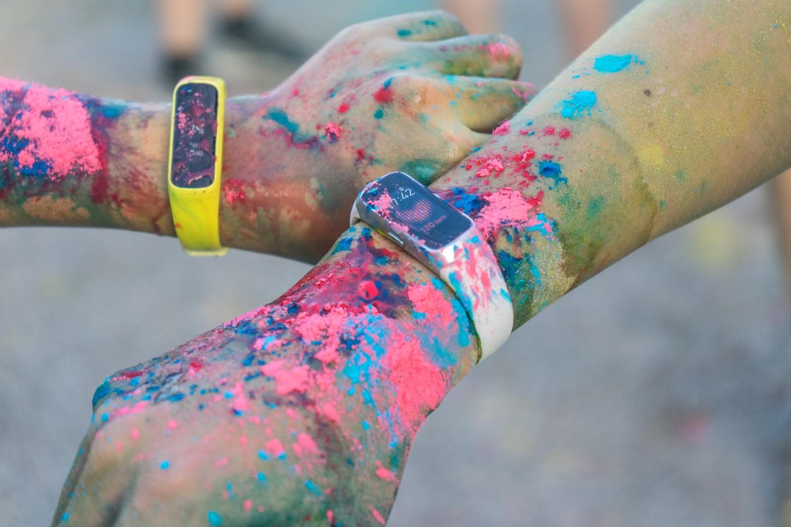 Phải đi Color Me Run một lần để biết ngày thường chúng ta lười vận động như thế nào - Ảnh 6.