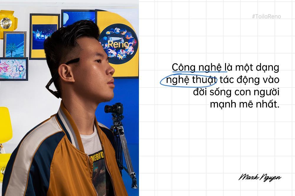 Maxk Nguyễn - Nhà thiết kế trẻ dám nghĩ, dám sáng tạo và không ngại vượt ra khuôn khổ - Ảnh 8.