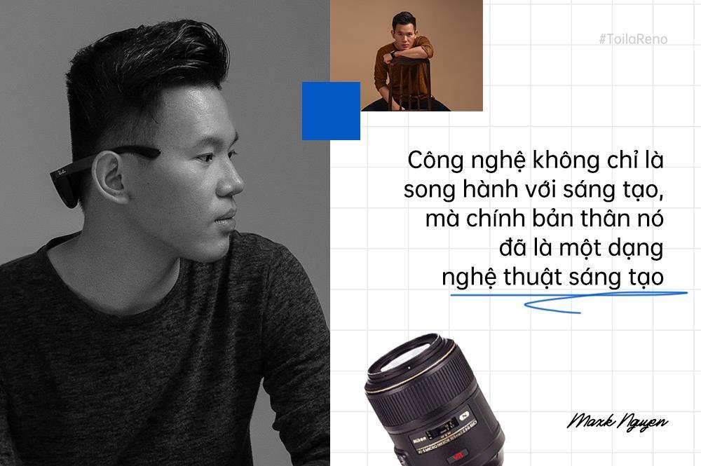 Maxk Nguyễn - Nhà thiết kế trẻ dám nghĩ, dám sáng tạo và không ngại vượt ra khuôn khổ - Ảnh 9.
