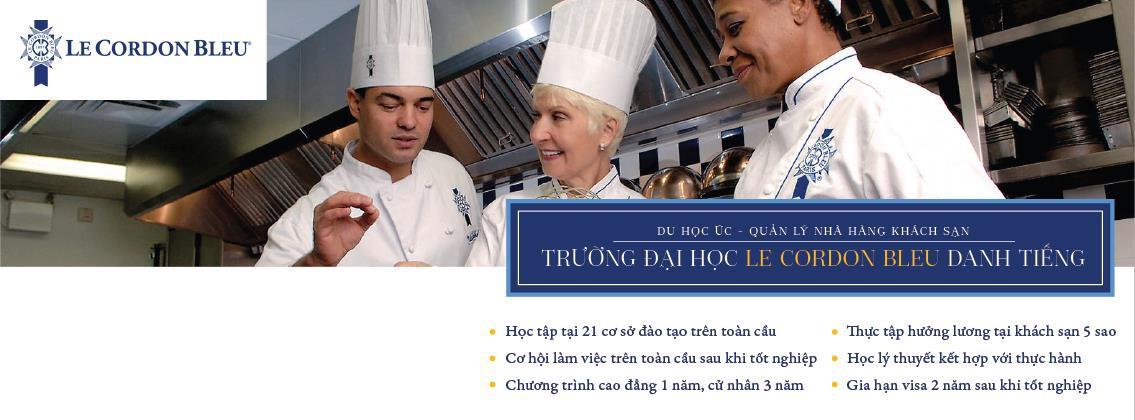 Du học ngành Quản lý Nhà hàng Khách sạn - Lựa chọn hàng đầu của du học sinh Việt Nam - Ảnh 1.