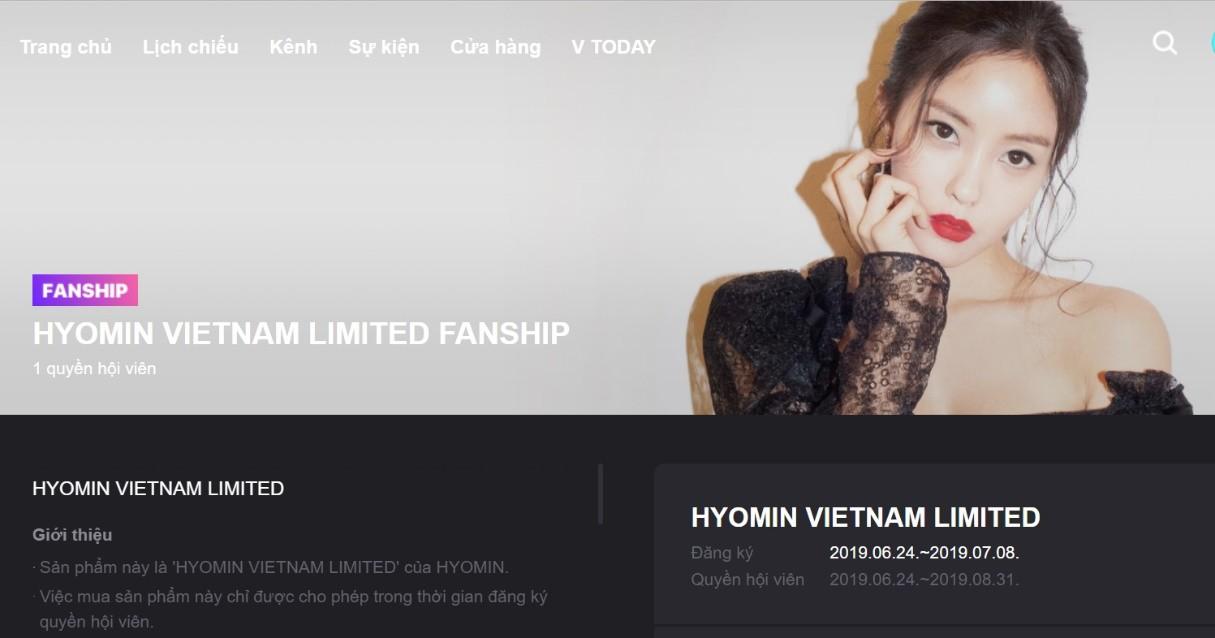 Hyomin (T-Ara) tổ chức fan meeting đầu tiên tại Việt Nam - Ảnh 2.