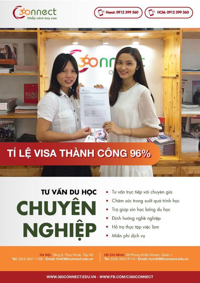 Du học ngành Quản lý Nhà hàng Khách sạn - Lựa chọn hàng đầu của du học sinh Việt Nam - Ảnh 3.