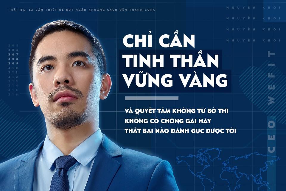 Nguyễn Khôi WeFit: Khởi nghiệp khi mới ra trường, tại sao không? - Ảnh 5.