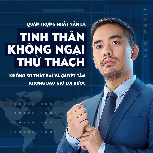 Nguyễn Khôi WeFit: Khởi nghiệp khi mới ra trường, tại sao không? - Ảnh 7.
