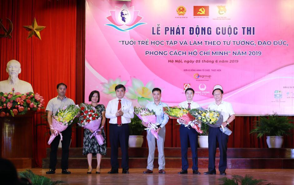 """Hưởng ứng cuộc thi """"Tuổi trẻ học tập và làm theo tư tưởng, đạo đức, phong cách Hồ Chí Minh"""" - Ảnh 3."""