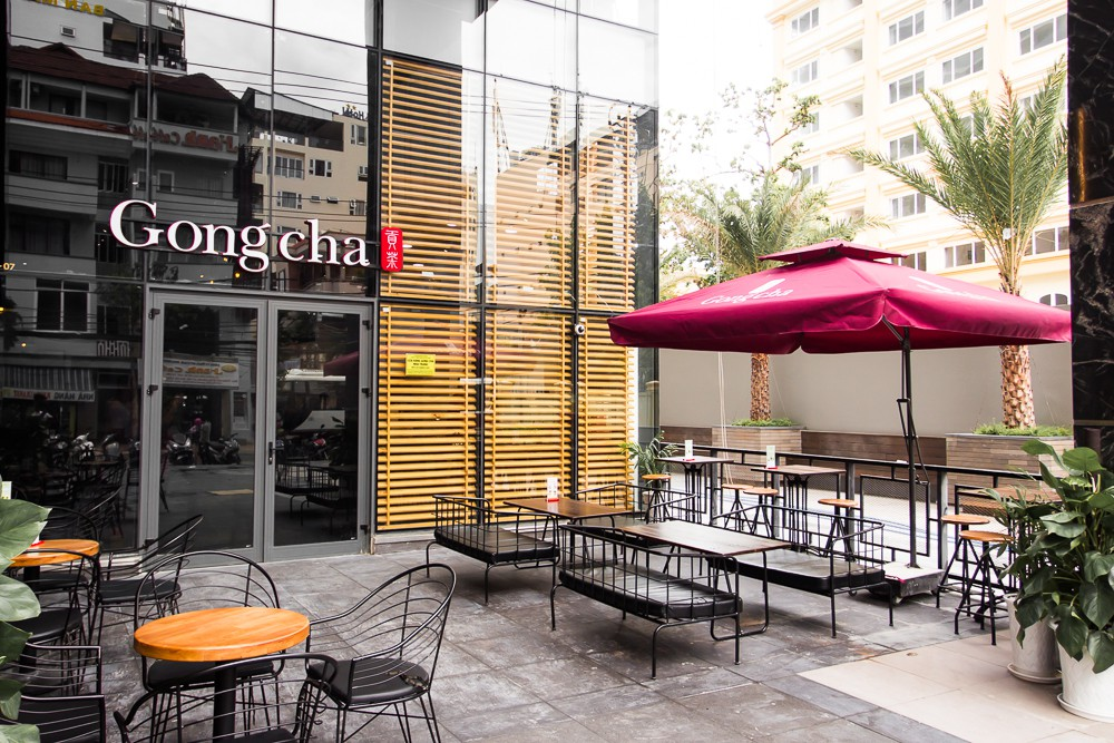 Gong Cha khai trương cửa hàng mới toanh tại Nha Trang - Ảnh 1.
