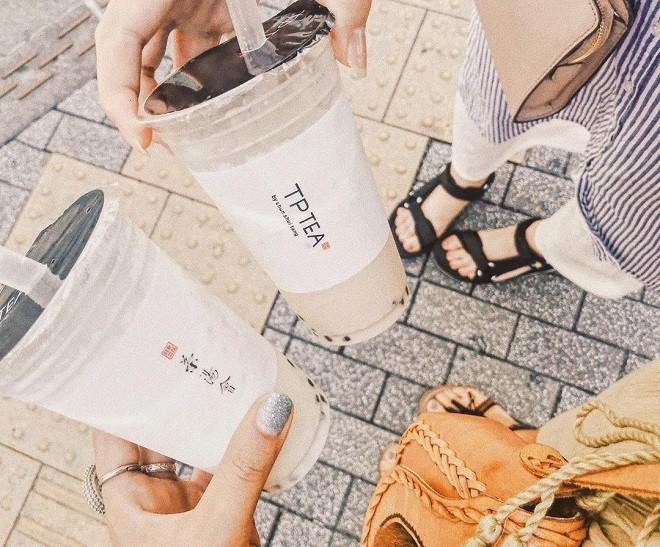Giới trẻ xôn xao về thương hiệu trà sữaTPTeađình đám chính thức cập bến Hà thành - Ảnh 7.