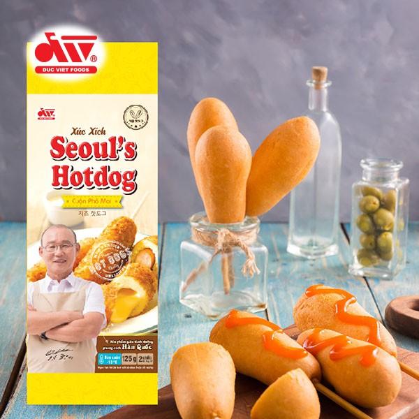 Seoul's Hotdog là gì mà bạn nhất định phải ăn thử? - Ảnh 5.
