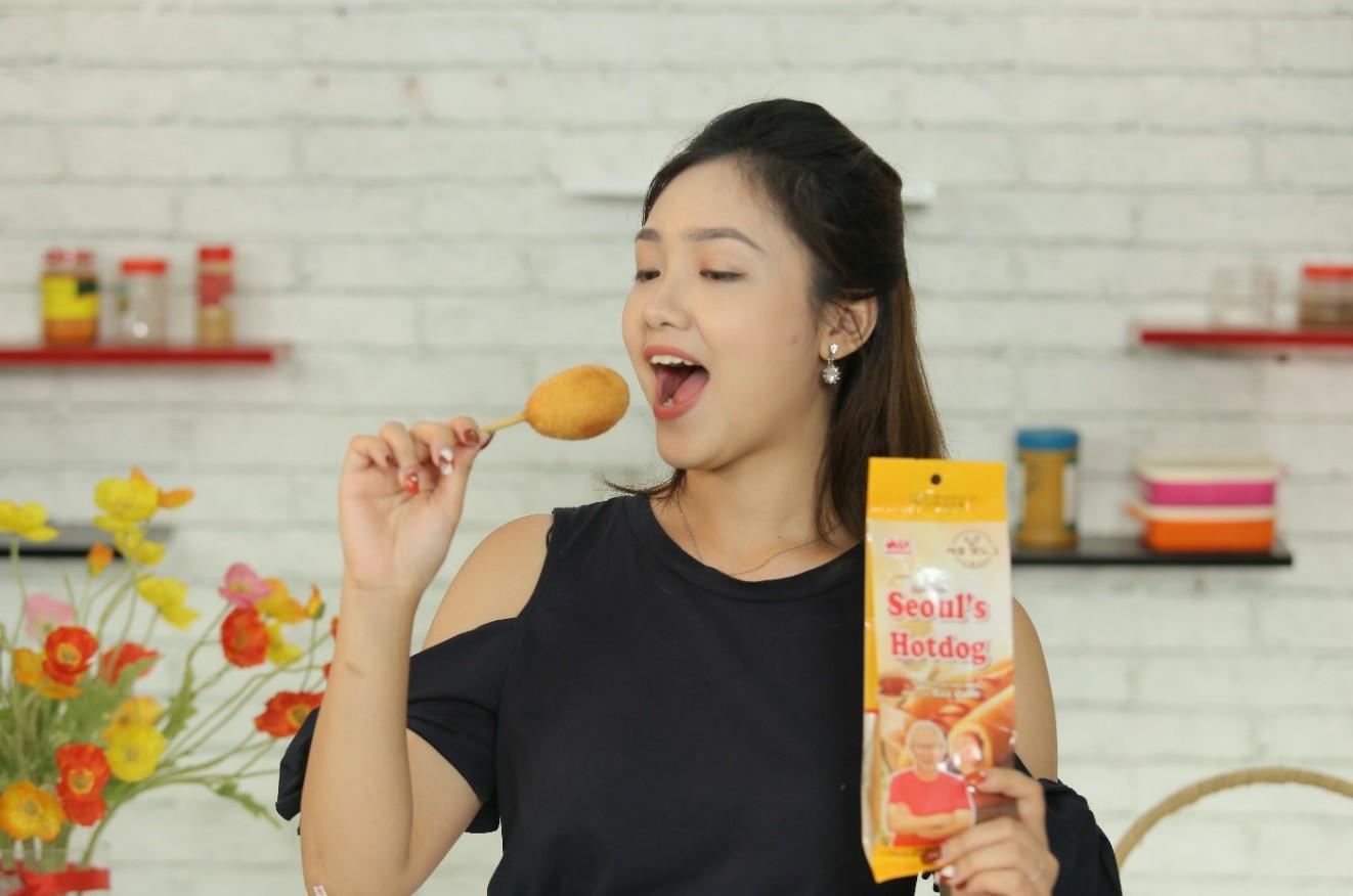 Seoul's Hotdog là gì mà bạn nhất định phải ăn thử? - Ảnh 2.