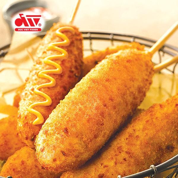 Seoul's Hotdog là gì mà bạn nhất định phải ăn thử? - Ảnh 4.