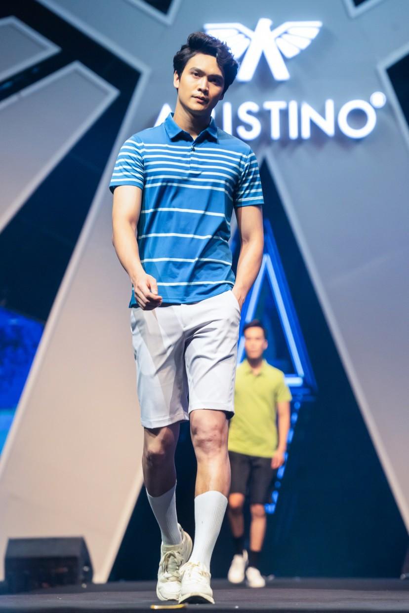 """Aristino Summer Fashion Show 2019 - Hà Anh Tuấn cùng dàn nam thần Be The Man """"phá đảo"""" Hồ Gươm - Ảnh 2."""