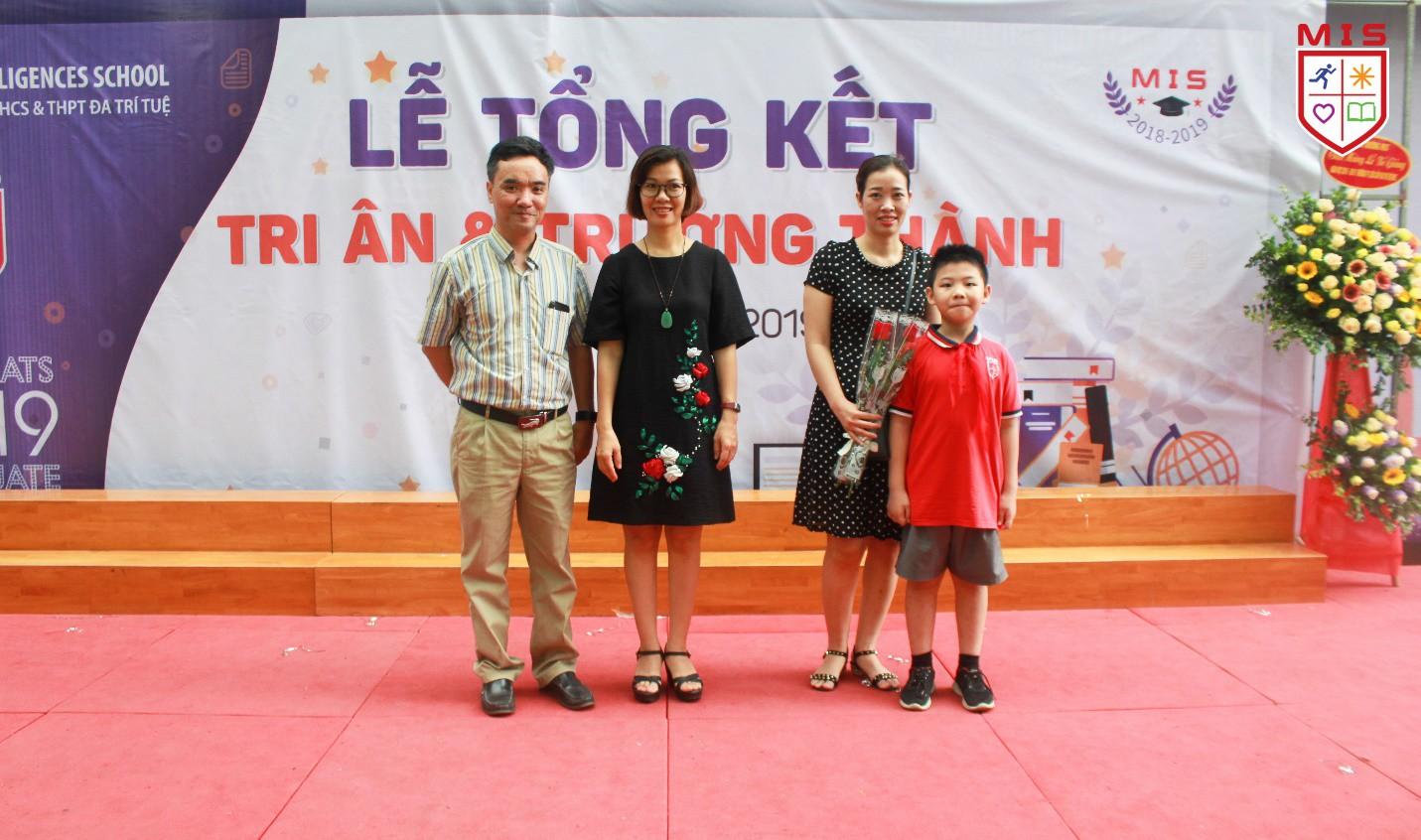 Ban lãnh đạo trường Đa Trí Tuệ MIS và tâm huyết với thế hệ trẻ - Ảnh 2.
