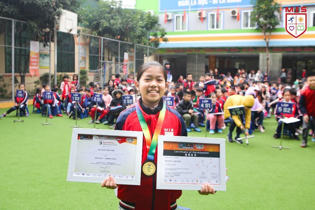 Sứ mệnh cao nhất của Trường Phổ thông Đa Trí Tuệ MIS (Multiple Intelligences School) - Hạnh phúc và sự tiến bộ của học sinh - Ảnh 2.