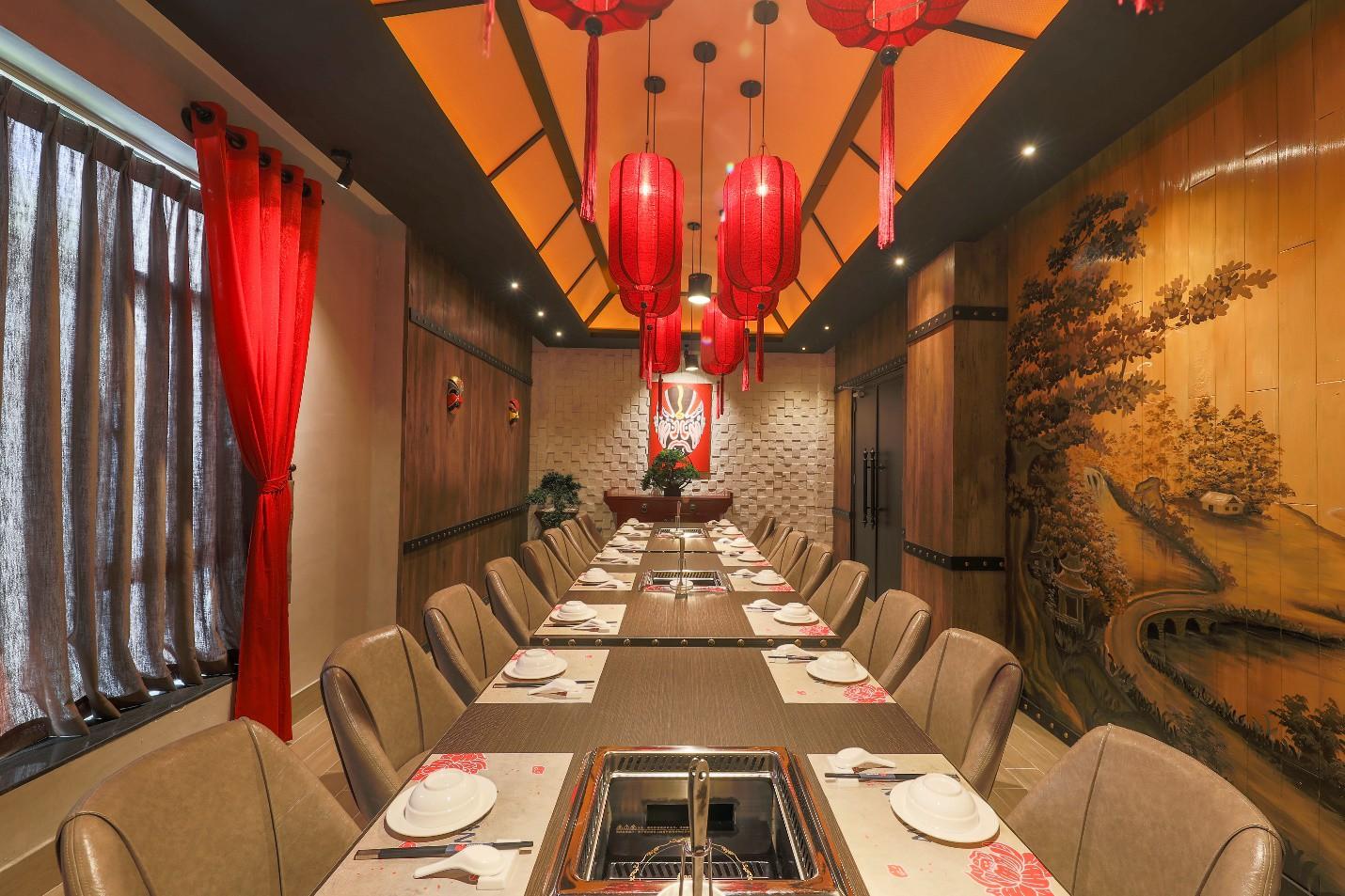 Đà Nẵng xuất hiện nhà hàng đẹp như phim cổ trang Trung Quốc bạn đã checkin chưa? - Ảnh 3.