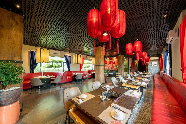 Đà Nẵng xuất hiện nhà hàng đẹp như phim cổ trang Trung Quốc bạn đã checkin chưa? - Ảnh 4.