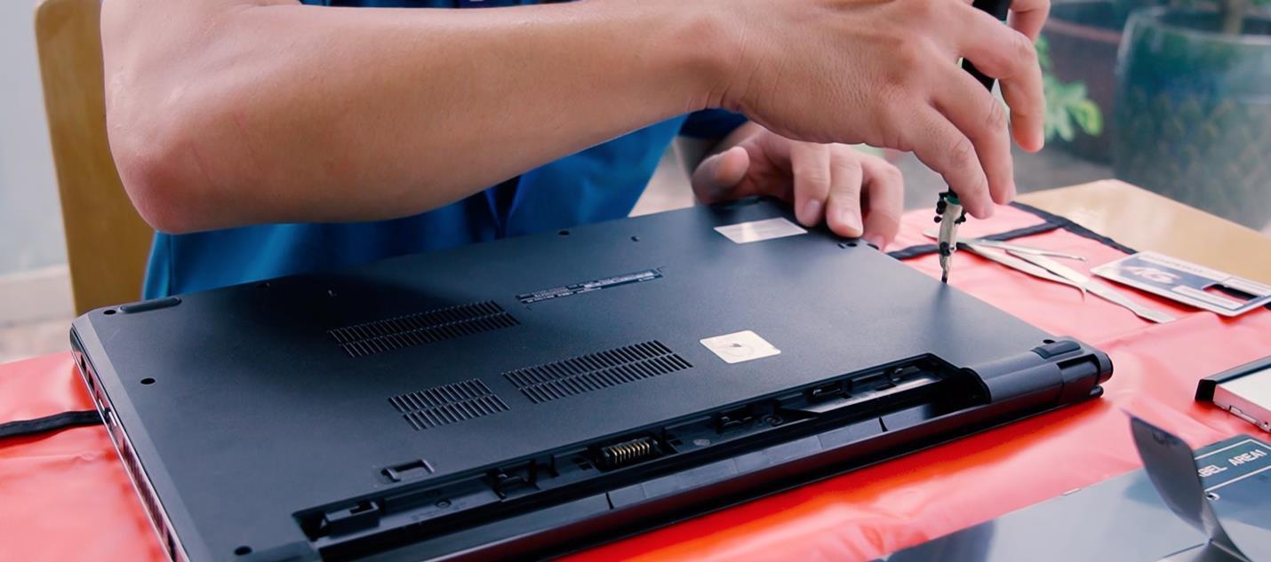 Mua sản phẩm Dell được bảo hành miễn phí tận nơi - Ảnh 2.