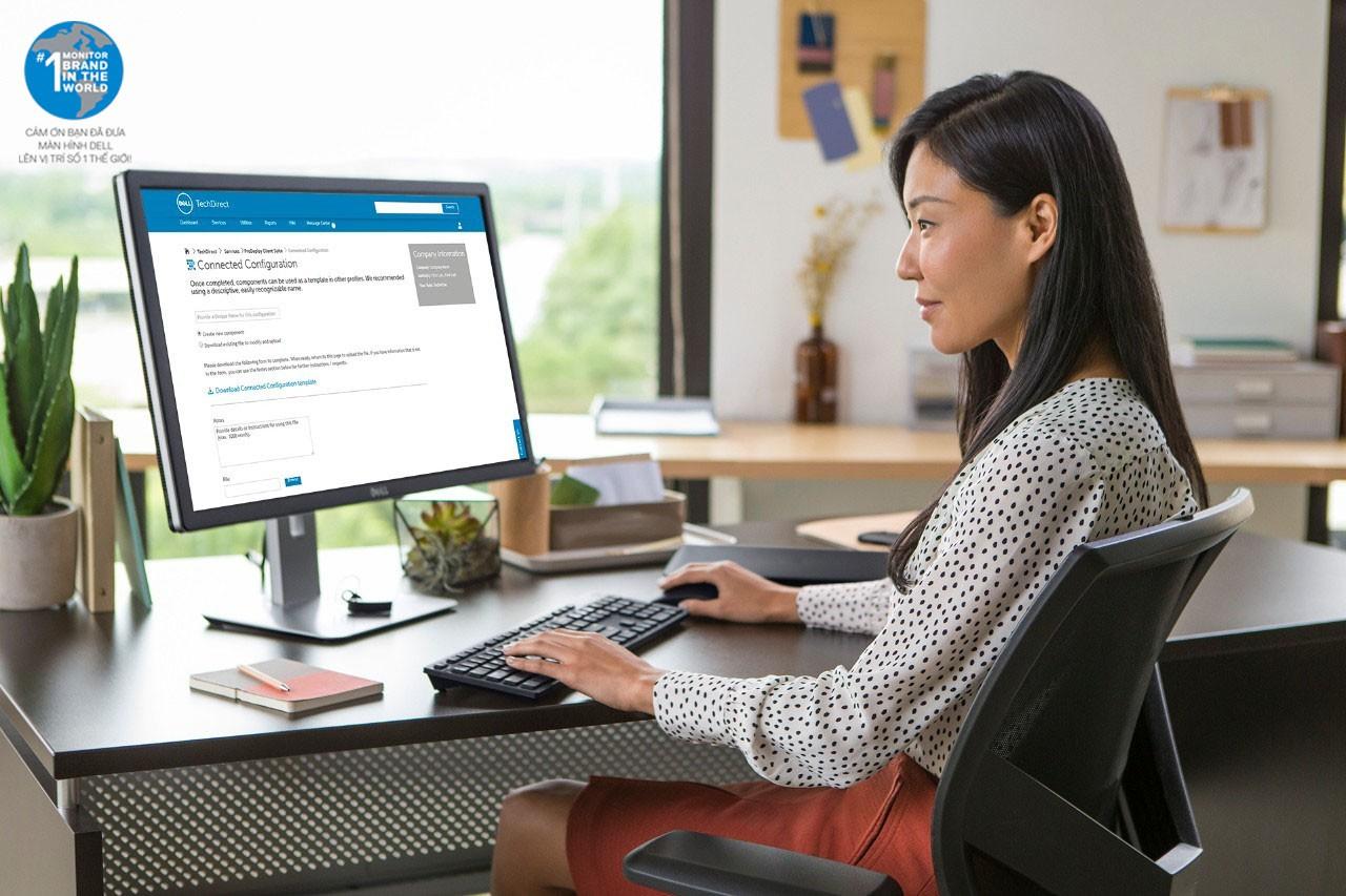 Mua sản phẩm Dell được bảo hành miễn phí tận nơi - Ảnh 3.