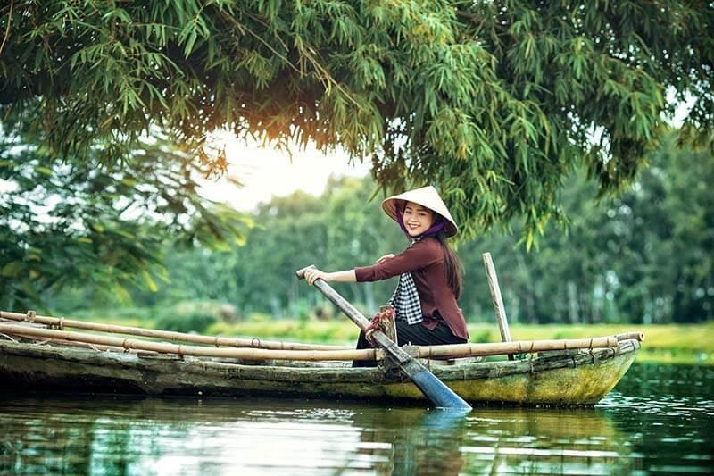 Kì ảo vẻ đẹp xứ Mekong khiến người tương tư, kẻ lưu luyến - Ảnh 1.