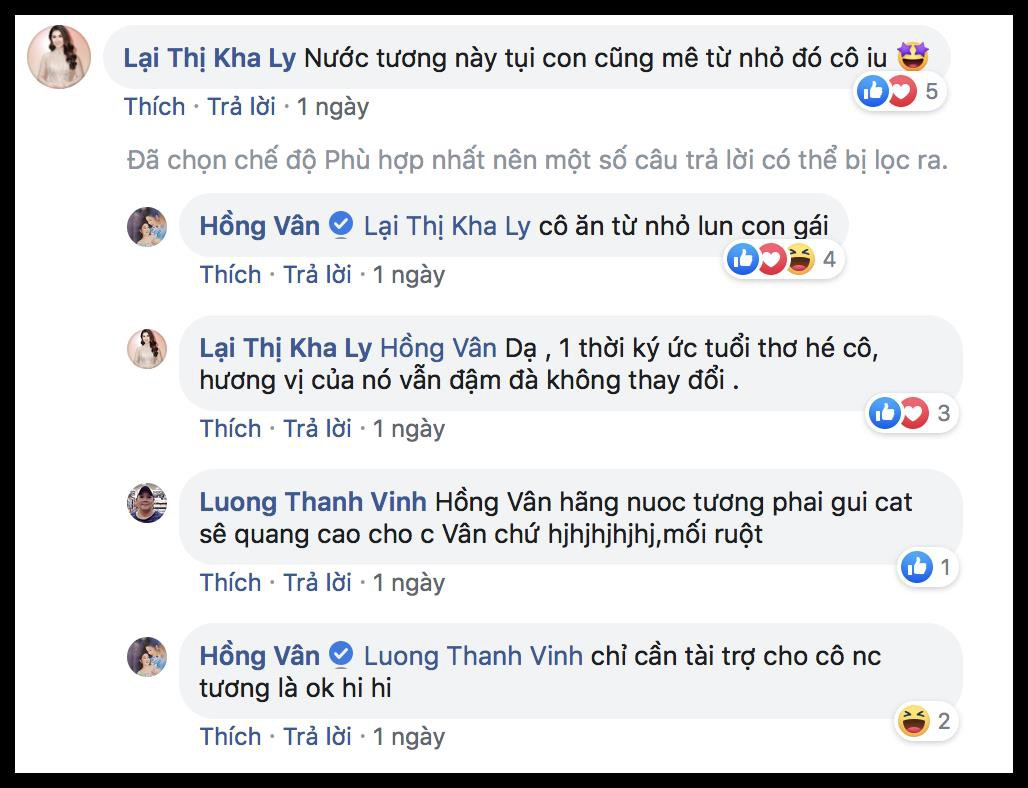 """Nghệ sĩ Việt đồng loạt chúc mừng Nam Dương đạt giải """"Hương vị nước tương Việt Nam ngon nhất"""" - Ảnh 2."""