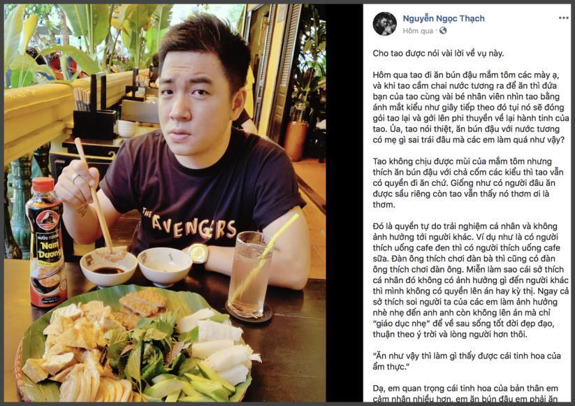 """Nghệ sĩ Việt đồng loạt chúc mừng Nam Dương đạt giải """"Hương vị nước tương Việt Nam ngon nhất"""" - Ảnh 5."""