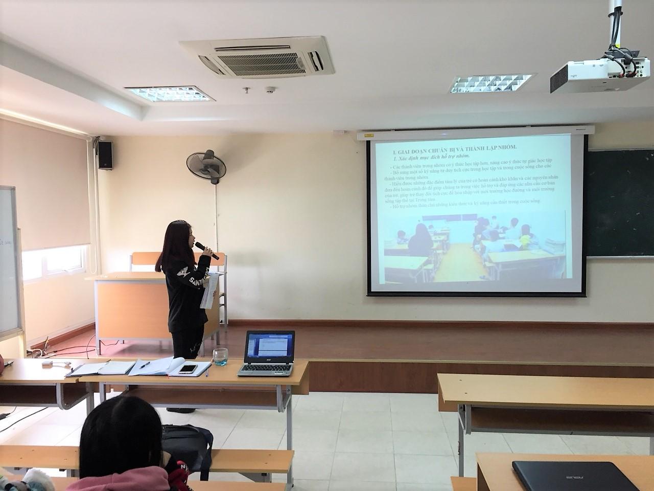 Học viện Phụ nữ Việt Nam tuyển sinh 6 ngành đào tạo Đại học năm 2019 - Ảnh 2.
