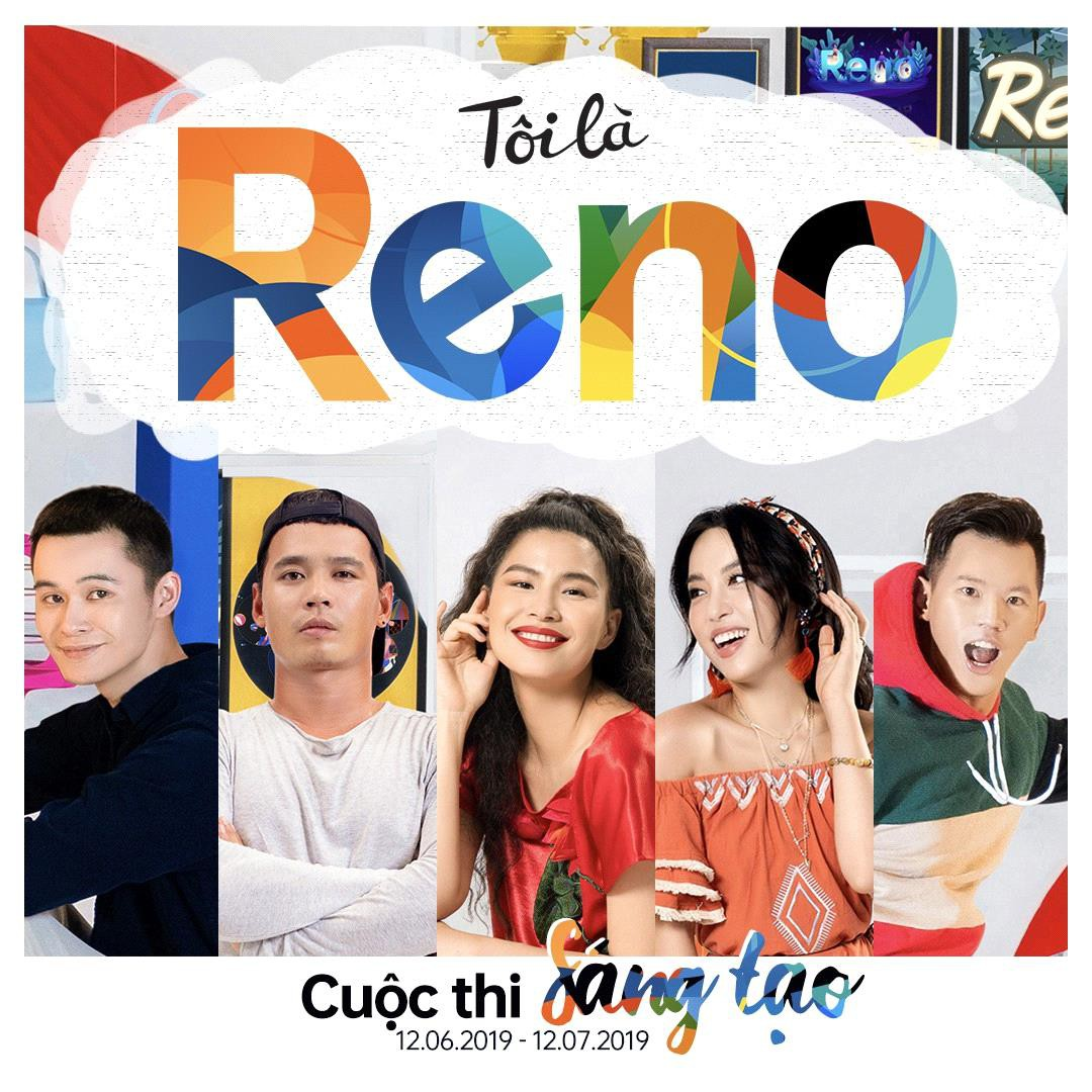 Ngoài Mark Nguyễn, Tim Phạm, Hà Trúc, đông đảo bạn trẻ cũng tích cực để trở thành một Reno đúng chất! - Ảnh 2.