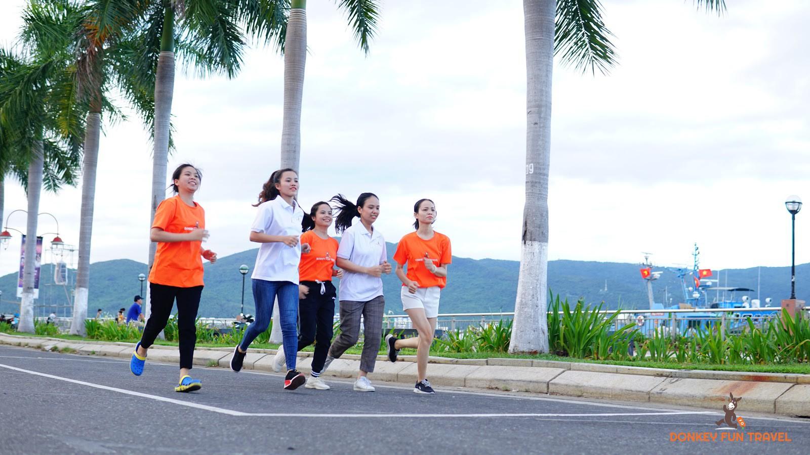 Công ty nhà người ta: Sẵn sàng thưởng nóng hàng tháng khuyến khích nhân viên hoạt động thể dục thể thao - Ảnh 1.