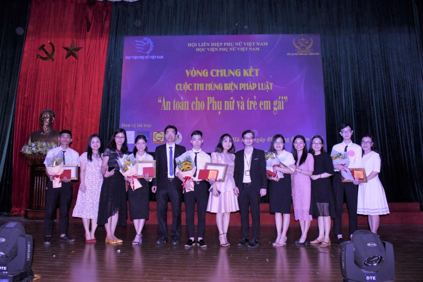 Học viện Phụ nữ Việt Nam tuyển sinh 6 ngành đào tạo Đại học năm 2019 - Ảnh 3.