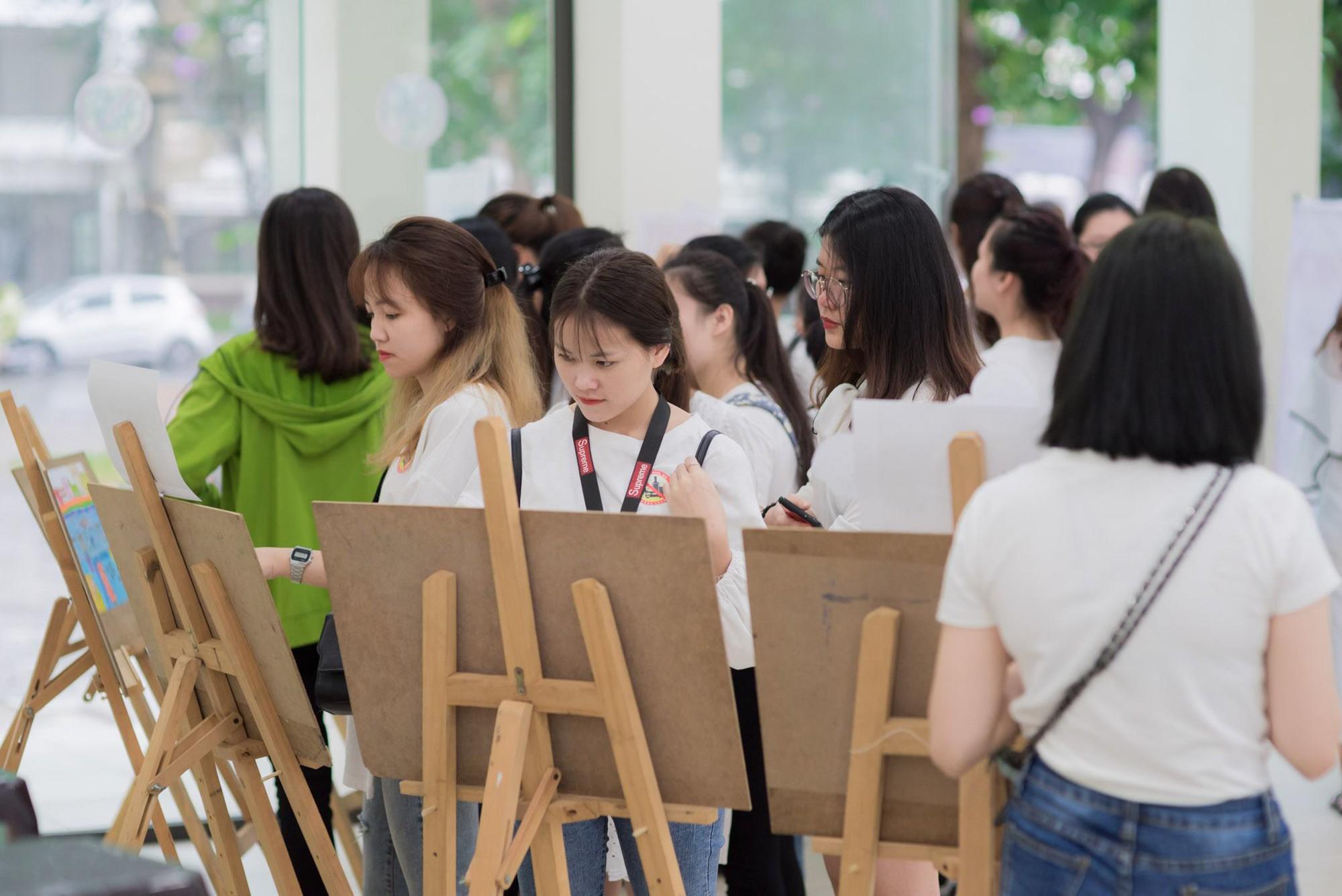 Học viện Phụ nữ Việt Nam tuyển sinh 6 ngành đào tạo Đại học năm 2019 - Ảnh 4.