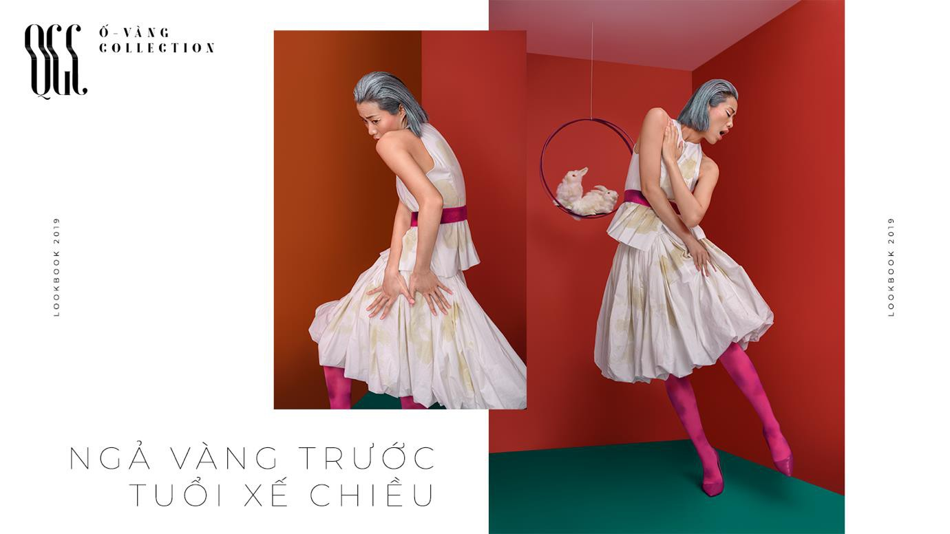 Thời trang lão hóa QGC – Làn gió lạ lùng cho làng mốt Việt - Ảnh 5.
