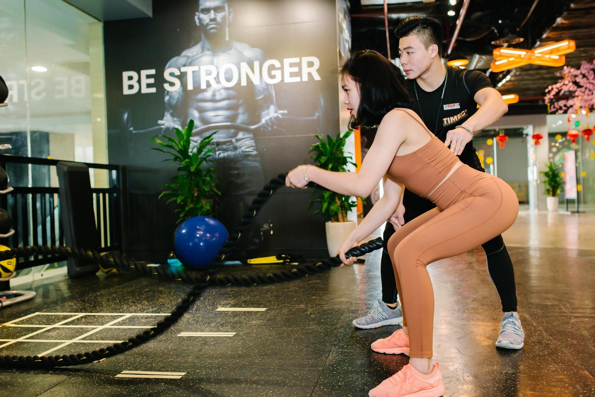 Fitness – Yoga: Lối sống lành mạnh thời đại mới - Ảnh 5.