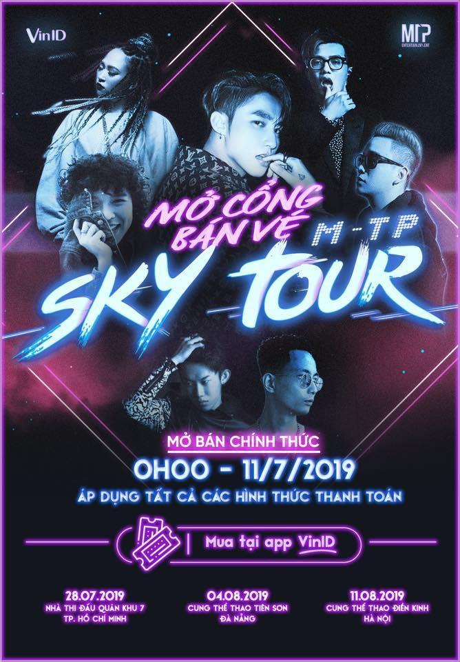 Với tất cả sự mong chờ dành cho Sky Tour 2019 của Sơn Tùng M-TP, tình hình săn vé đang trở nên căng thẳng hơn bao giờ hết! - Ảnh 2.
