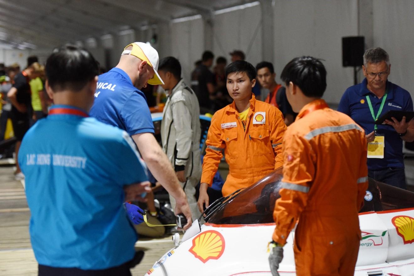 Đội LH-EST (trường Lạc Hồng) tham dự Giải Tay Đua Vô Địch Thế Giới: Một hành trình đầy thử thách nhưng tràn ngập sự thích thú - Ảnh 5.