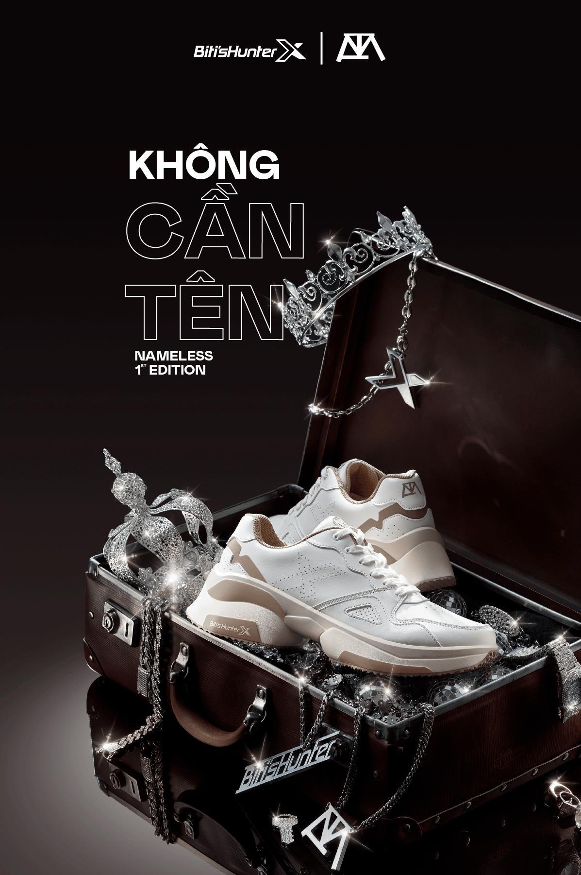 Ra mắt đôi giàyđồng sáng tạocủa Sơn Tùng M-TP x Biti's Hunter trong MV Hãy trao cho anh, Không Cần Tên vẫn cháy hàng - Ảnh 5.