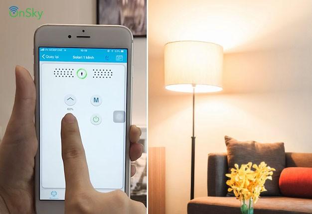 Thông minh hơn, sành điệu hơn với công tắc thông minh Solari - Ảnh 3.