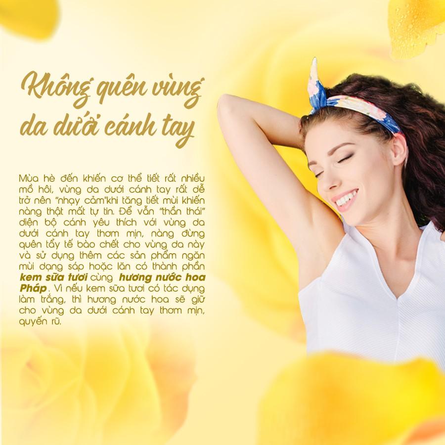 Để trở thành cô gái mùa hè ngọt ngào và quyến rũ, áp dụng ngay 4 bí quyết chăm sóc toàn thân này - Ảnh 3.