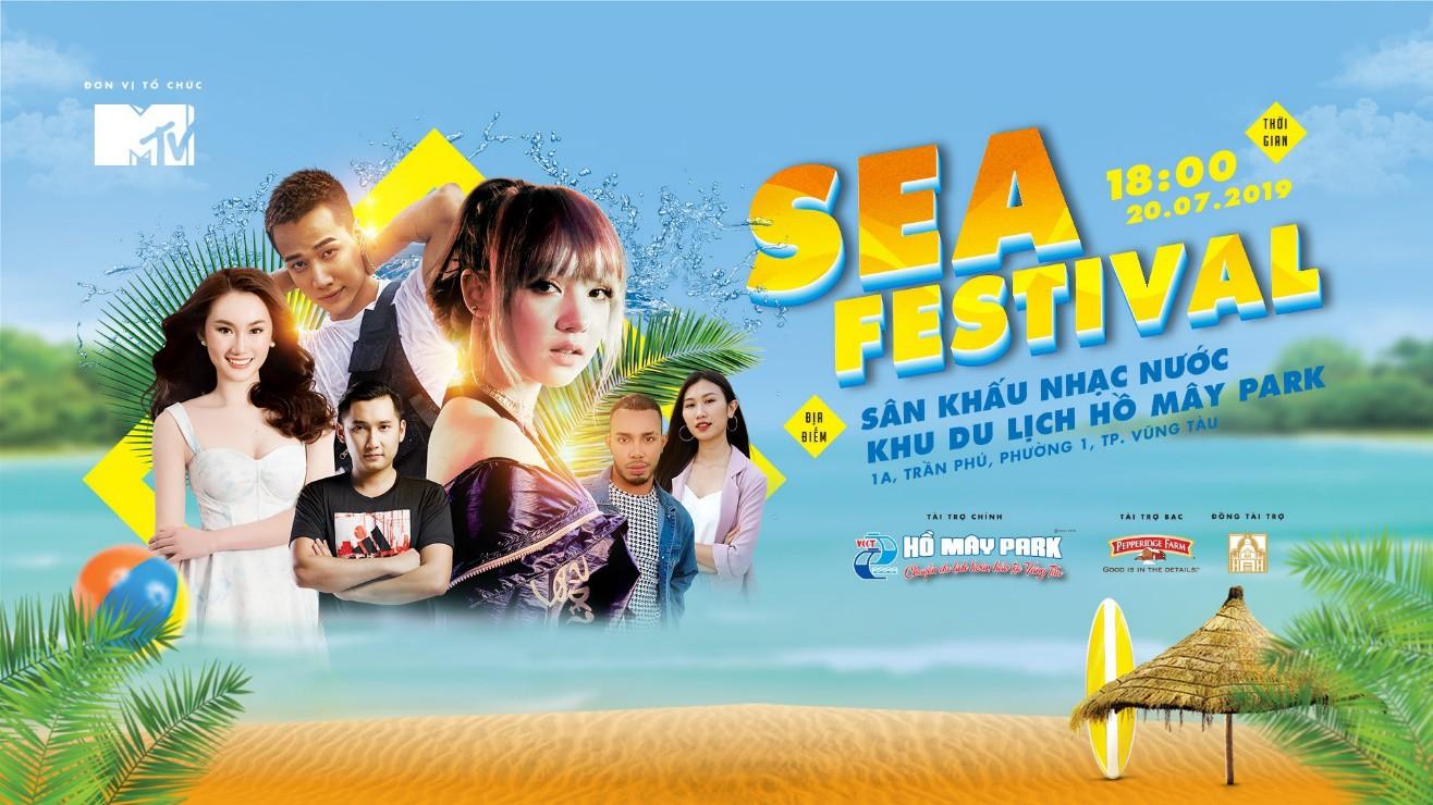 Đến Vũng Tàu ngay để quẩy cùng ngôi sao Thái Lan tại Lễ hội âm nhạc đẳng cấp SEA FESTIVAL - Ảnh 1.