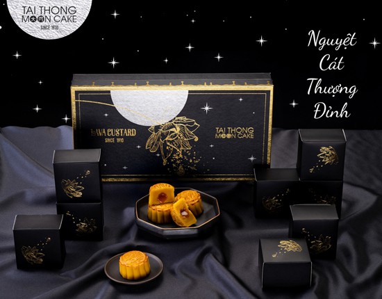 Tai Thong Moon Cake ra mắt bộ sưu tập bánh trung thu Sang Trọng - Ảnh 2.