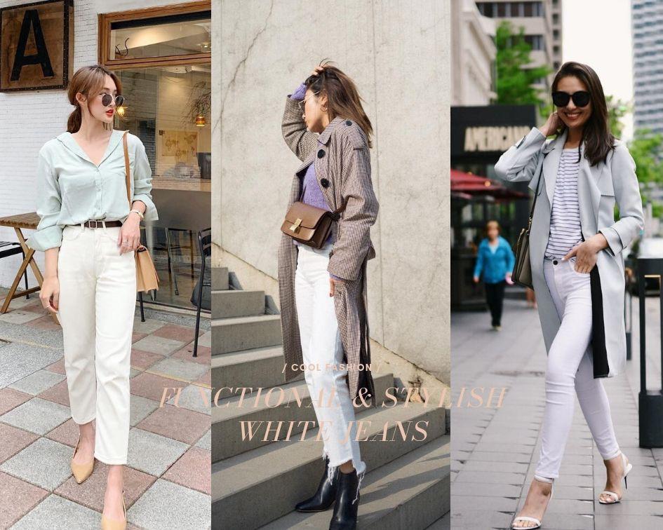 Ai bảo diện quần jeans là xuề xòa, nàng công sở cứ chất và xinh bất chấp nếu diện 3 mẫu quần hot-trend này - Ảnh 3.
