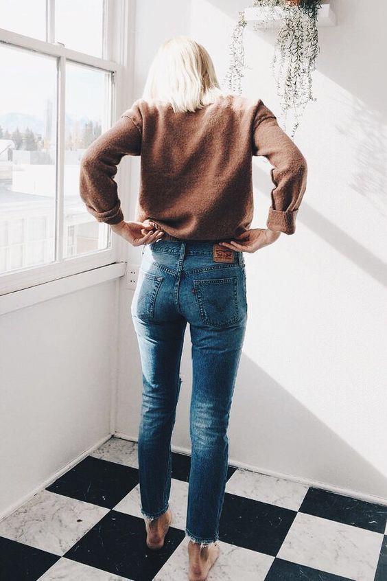 Ai bảo diện quần jeans là xuề xòa, nàng công sở cứ chất và xinh bất chấp nếu diện 3 mẫu quần hot-trend này - Ảnh 6.