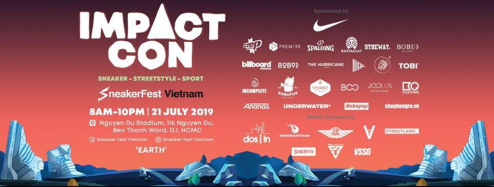 """Nike tiếp tục """"chơi hết mình"""" tại Sneaker Fest 2019 với thông điệp ý nghĩa về môi trường - Ảnh 1."""
