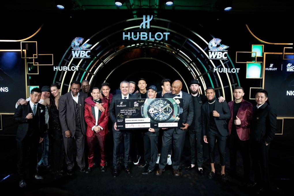 Dấu ấn Việt Nam trên chiếc đồng hồ Hublot Classic Fusion WBC độc bản - Ảnh 1.