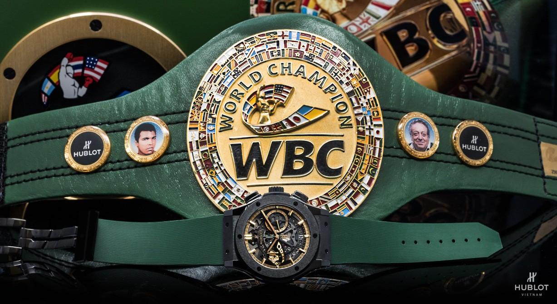 Dấu ấn Việt Nam trên chiếc đồng hồ Hublot Classic Fusion WBC độc bản - Ảnh 3.